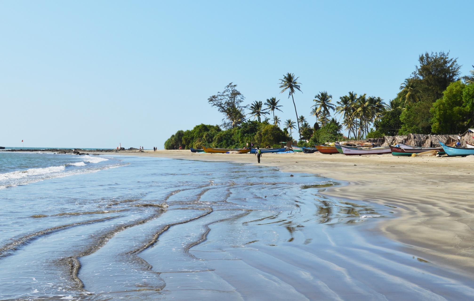 Фото с деревенского пляжа 22 фотография