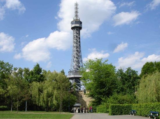 Петршинская башня pet nsk v